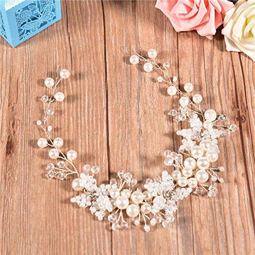 dd8e6d2b8ca8 Fashion Handmade decorazione dei capelli pettine fiore dorato cristallo  abito da sposa copricapo accessori sposa Tornante gioielli