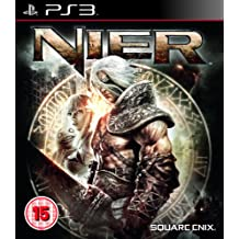 Square Enix Nier (PS3) - Juego (PlayStation 3, Acción / RPG, Cavia Inc.)