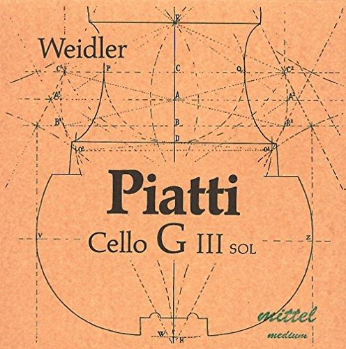 Piatti Piatti Saite für Cello Stark