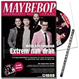 Maybebop Songbook - Extrem nah dran mit CD, Finale NotePad 2012 , MusikBleistift - 9783938259559