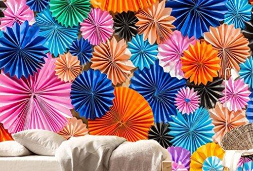 WH PORP Custom 3D Papel Pintado Large Fashion Interior Papel Pintado Modern  Minimalist Creative Color