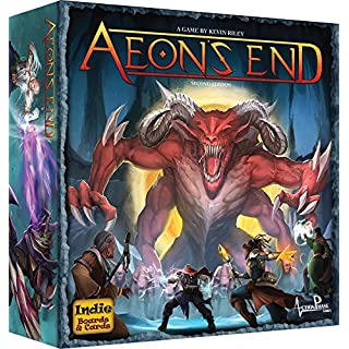 Unbekannt Indie Boards & Cards Aeon's End 2nd Edition