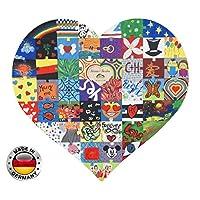 Laserano-Hochzeitspuzzle-als-Malspass-fr-die-ganze-Gesellschaft-kreatives-Hochzeitsspiel-zum-Bemalen-Holzpuzzle-zur-Hochzeit-mit-personalisiertem-Herz-70-x-70-cm
