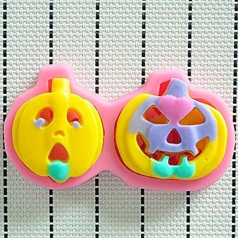 Inovey Hallowmas Diy Pumpkin Head Moule Au Gâteau Au Chocolat Creative Baking Tools