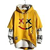 Hello MrLin - Felpa da uomo Techwear, stile hip-hop, stile giapponese