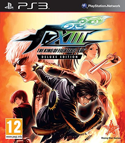 King of fighters XIII - Edition Deluxe