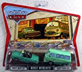 Disney Cars L4162 Rusty Rust Eze & Dusty Rust Eze Movie Moments