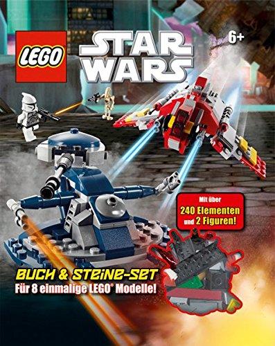 Preisvergleich Produktbild LEGO Star Wars Buch & Steine-Set