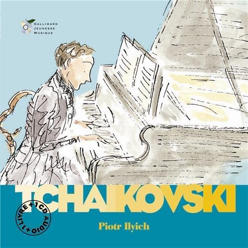 Piotr Ilyich Tchaïkovski par Stéphane Ollivier