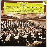 Schubert: Messe Es-dur D 950 [Vinyl LP] [Schallplatte]