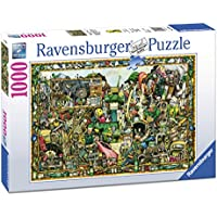 Ravensburger 19760 – Colin Thompson The Treasures of a Time Jigsaw Puzzle, 1000 Pieces
