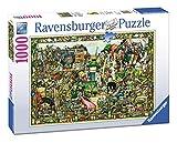 Ravensburger 19760–Puzzle Colin Thompson die Schätze von Einmal, 1000Stück