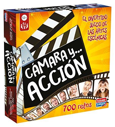 Imagen de Juegos de Mesa de Acción Falomir por menos de 20 euros.
