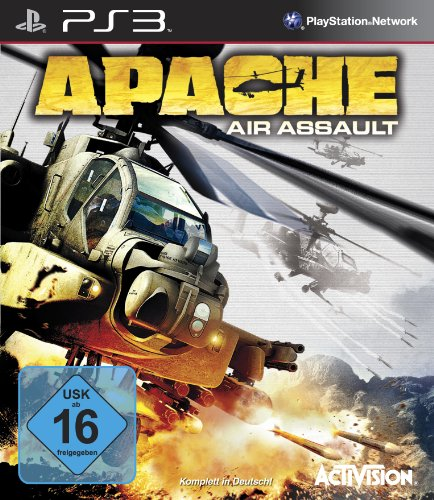 Activison Blizzard Deutschland Apache: Air Assault