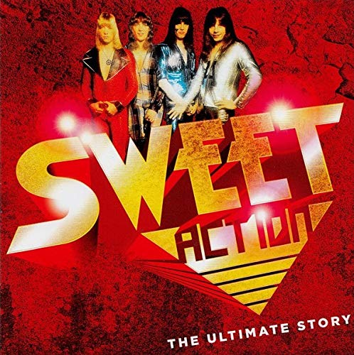 Sweet Action! The Ultimate Story (Deluxe) (Wrong Turn Spiele)