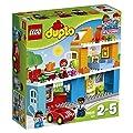 LEGO - DUPLO - La maison de famille - 10835 - Jeu de Construction