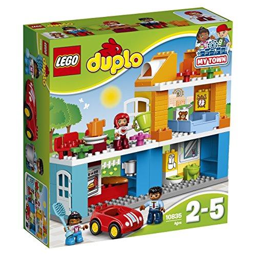LEGO Duplo 10835 - Familienhaus, Spielzeug für drei Jährige (Beliebtes Spielzeug Für Mädchen)