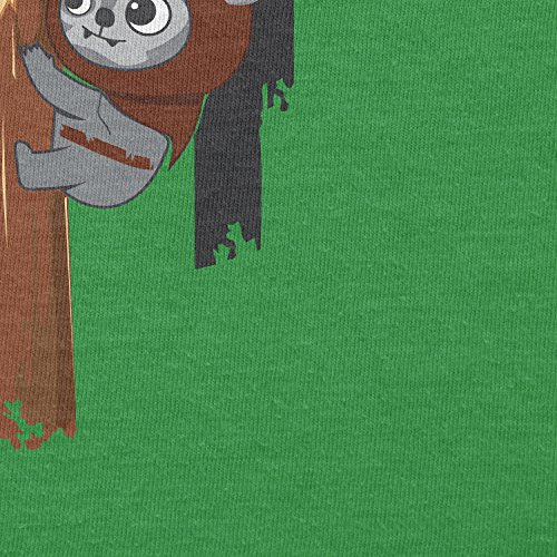 Texlab–Ewok Community–sacchetto di stoffa Verde