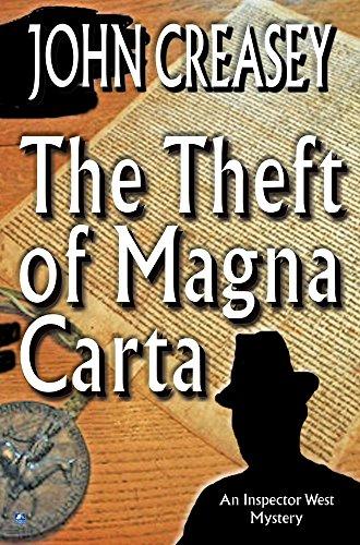 The Theft of Magna Carta (Inspector West) por John Creasey