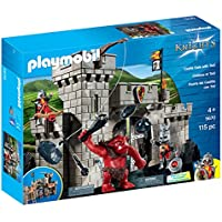 Playmobil Knights - 5670-Citadelle Des Chevaliers Avec Troll