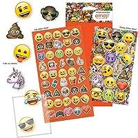 Paper Projects 01.70.31.007 Emoji Assortment Sticker Pack,