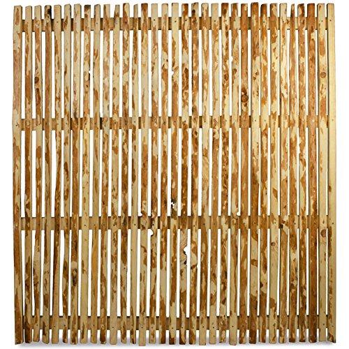 Galleria fotografica Recinzione Walden, elemento di base 150x 67cm in pino