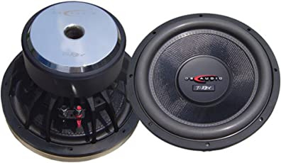 DB AUDIO TREX12 3000 watts 30,48 cm Subwoofer