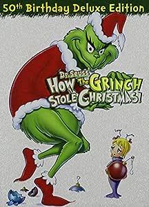 How The Grinch Stole Christmas 1966 / Std Aniv DVD Region