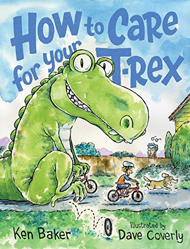 How to Care for Your T-Rex (English Edition)