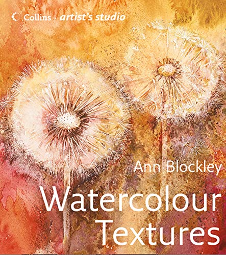 Watercolour Textures (Collins Artist's Studio) (English Edition)