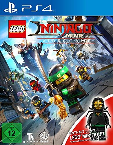 The LEGO NINJAGO Movie Videogame - Toy Edition - [PlayStation - Ninjago Videospiel Lego