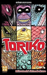 Toriko Edition simple Tome 40