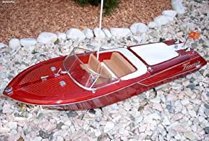 busduga rc venezia ferngesteuert schiff boot yacht riva. Black Bedroom Furniture Sets. Home Design Ideas