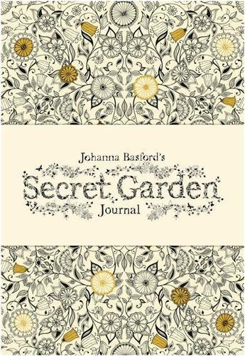 cret Garden Journal (Johanna Basford-secret Garden)