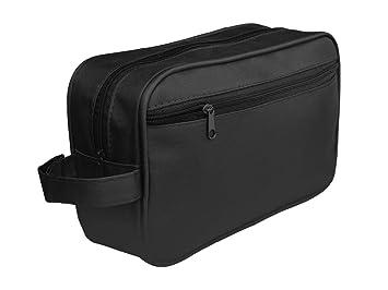 toiletry bag travel overnight wash gym shaving bag for menu0027s or ladies black
