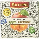 Milford Apfel-Karamell Tee, 28 Beutel, 63 g
