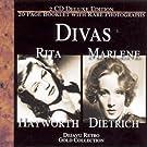 The Divas Gold Collection [BOX SET] by Marlene Dietrich & Rita Hayworth (2005-08-01)