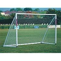 Samba 10x6ft Junior Hockey Goal W/Plastic Corners Net Ground Anchors & Carry Bag