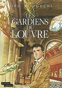vignette de 'Les gardiens du Louvre (Jiro Taniguchi)'