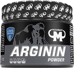 Mammut L-Arginin Powder, magnesiumoptimiert, 300 g Dose