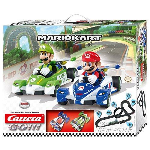 Nintendo Mario Kart - Circuito con coches (Carrera 20062431)