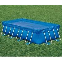 Bestway Telo Telone di copertura per piscina rettangolare fuori terra 300x201 cm