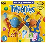 Tweenies - Lets Play (Carry Me) [DVD]