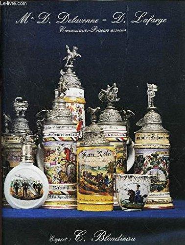 catalogue-de-vfente-aux-encheres-militaria-armes-anciennes-tableaux-aquarelles-dessins-miniature-pots-a-bieres-de-reservistes-a-drouot-le-8-novembre-1991