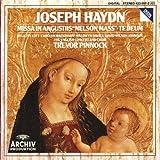 Haydn : Missa in Angustiis (Messe 'Lord Nelson') ; Te Deum / Trevor Pinnock