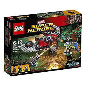 Lego Marvel Super Heroes - Guardians of the Galaxy 2: Ravager Attack