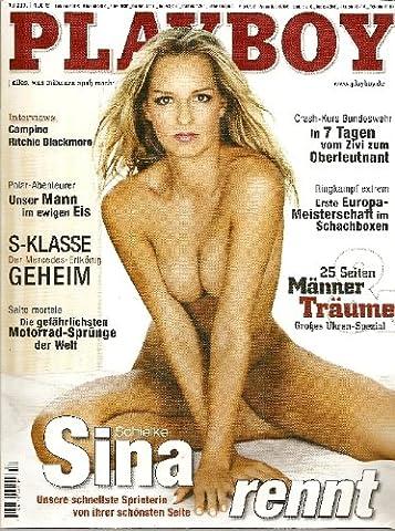 Playboy Magazin Dezember 2005 Zeitschrift Original Deutsche Ausgabe 12/2005 SINA
