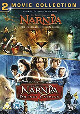Chronicles Of Narnia - The Lion, The Witch And The Wardrobe/Prince Caspian [DVD] - inexpensive UK light store.