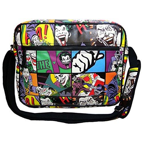 Le Joker Officiel Comic Strip Pop Art Messenger Sac Bandoulière