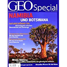 GEO Special / Namibia und Botswana